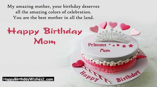 happy birthday mother