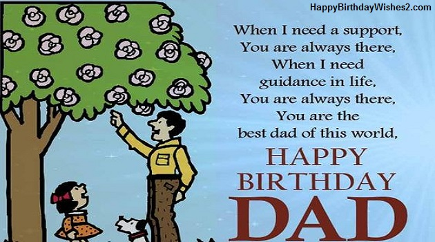 100 happy birthday wishes messages quotes for father dad birthday messages for father m4hsunfo