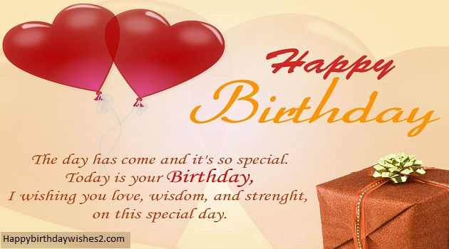100 Romantic Birthday Wishes, Messages, Quotes, Status for