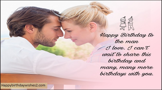 100 Romantic Birthday Wishes, Messages, Quotes, Status for Husband