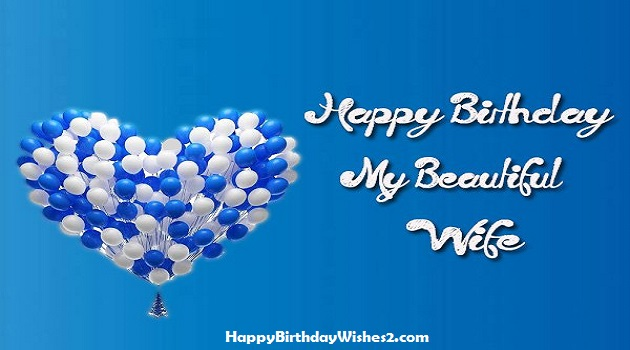 100 Romantic Happy Birthday Wishes, Messages, Quotes, Status for Wife