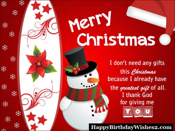 christmas wishes for mother