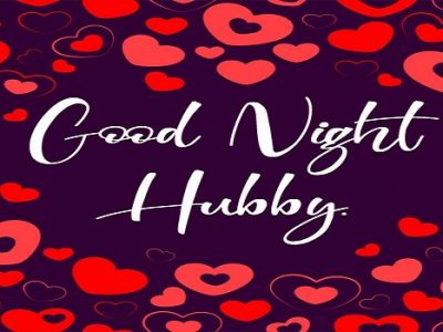 {50+} Top Good Night Messages for Husband | Text