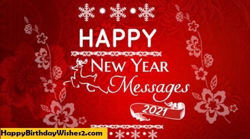happy new year my family