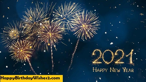 happy new year to your family