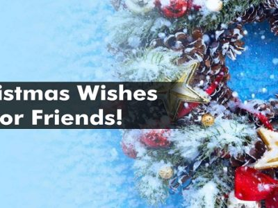 Merry Christmas Wishes, Messages, Quotes for Friends & Family