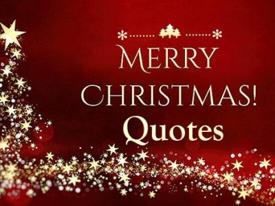 Merry Christmas Quotes: Christmas Quotes for Friends and Family