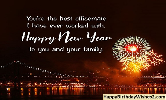 new year wishes for employees