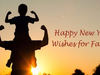 🎊 Happy New Year Wishes for Father (Dad) : Messages, Quotes