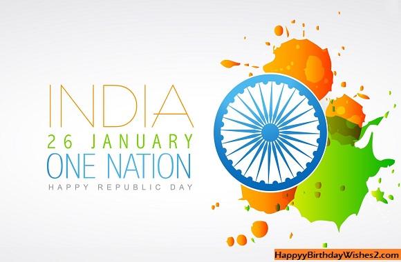happy 26 january republic day