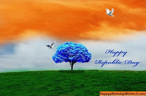 republic day greeting card
