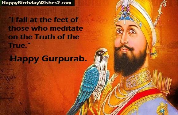 guru gobind singh ji jayanti wishes