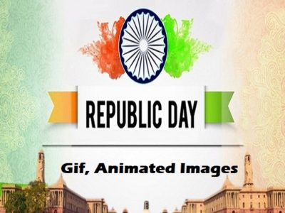 Amazing Happy Republic Day Animated GIF Images