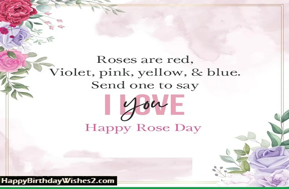rose day messages for boyfriend