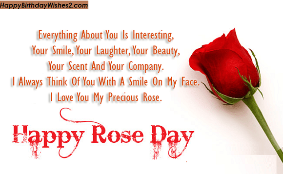 rose day quotes for husband