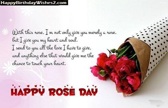 happy rose day quotes for husband