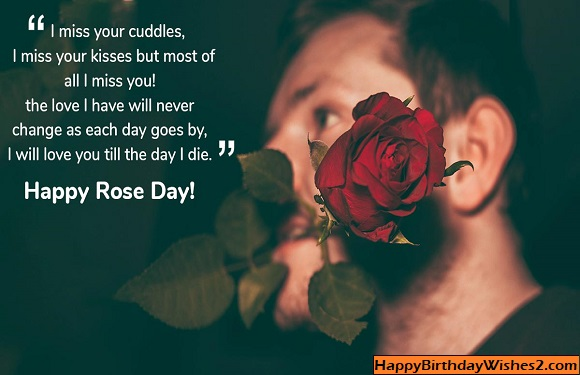 rose day wishes for best friend