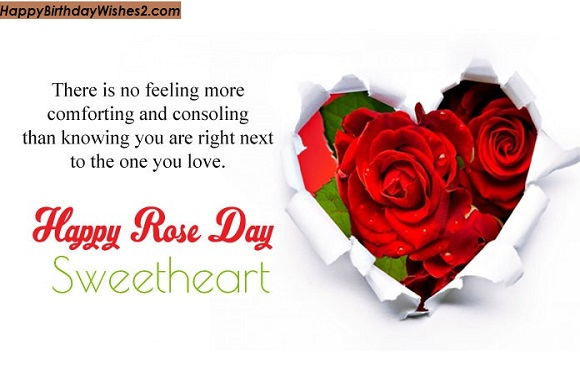 rose day wishes for girlfriend