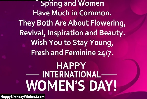 women's day quotes for wife
