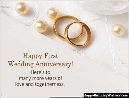happy 1 marriage anniversary