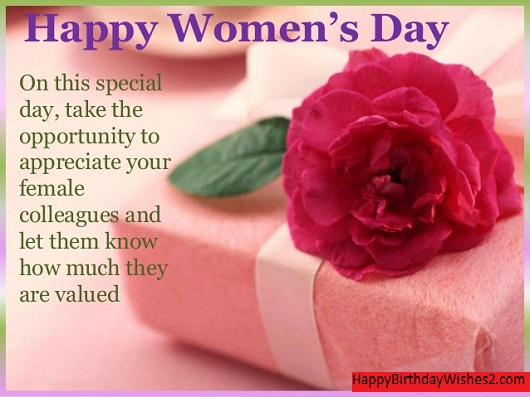 happy woman's day images