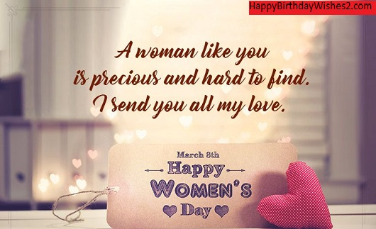 happy women's day images hd
