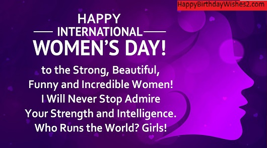 happy women's day wishes images