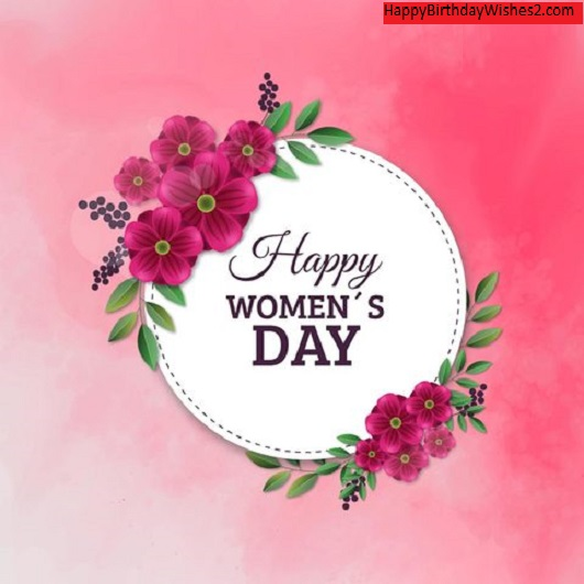 women's day greetings images