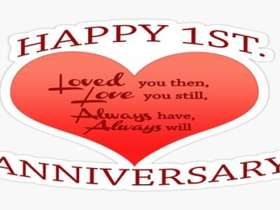 {80+} 1st Anniversary Wishes, Messages, Quotes for Sister and Brother in Law