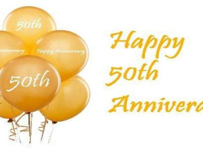 {80+} 50th Wedding Anniversary Wishes, Messages for Husband and Wife