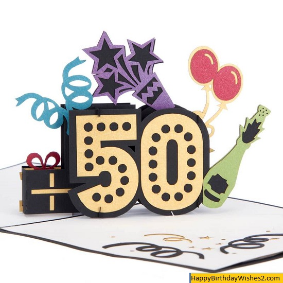 50th birthday background images