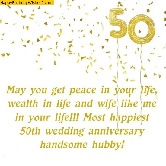 50th marriage anniversary images