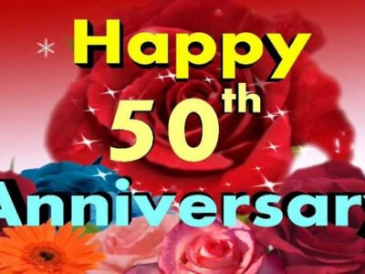 {हिंदी } 50th Wedding Anniversary Wishes, Messages, Quotes in Hindi