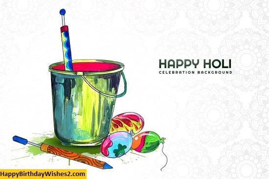 holi wishes image
