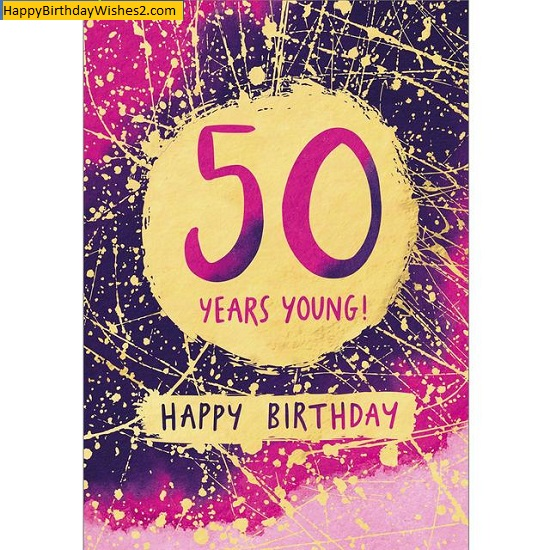 free 50th birthday clip art images