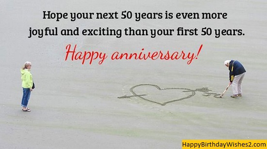 golden anniversary wishes for parents