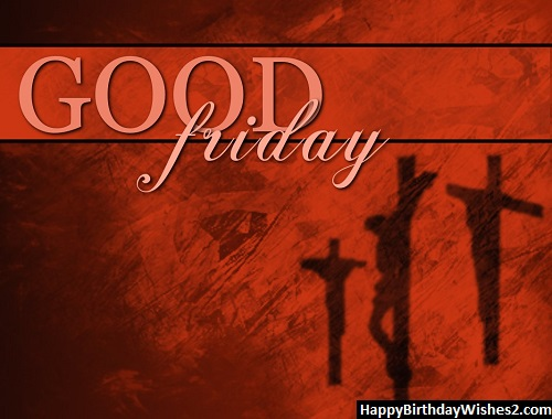 good friday verses images