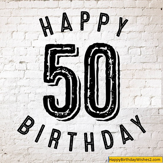 happy 50th birthday cousin images
