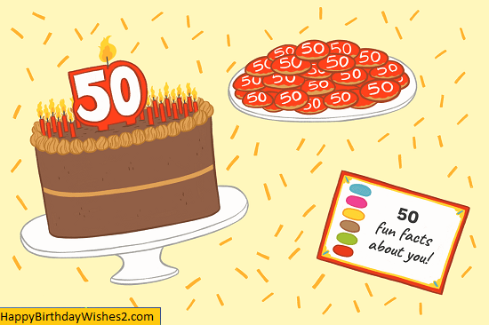 happy 50th birthday for fahter