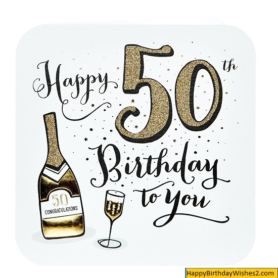 happy 50th birthday pictures