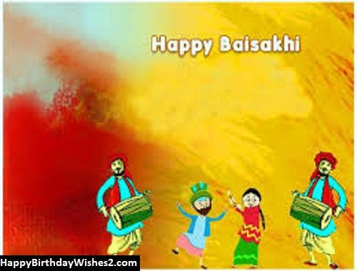 happy vaisakhi message