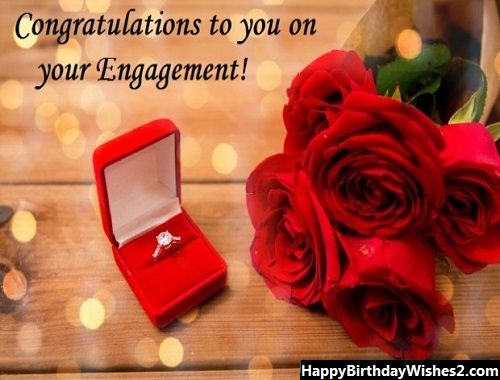 new engagement wishes