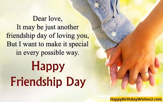 friendship day thoughts