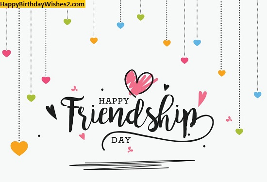 friendship day long messages