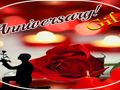 {35+} Best Wedding Anniversary GIF, Animated Images for Everyone