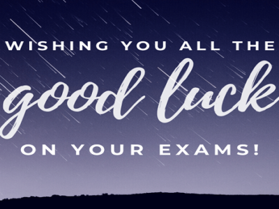 {80+} All the Best / Good Luck Wishes, Messages, Quotes for Exam