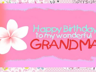 {80+} Happy Birthday Wishes, Messages, Quotes for Grandmother in English