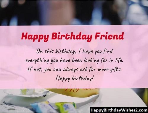 happy birthday dearest friend images