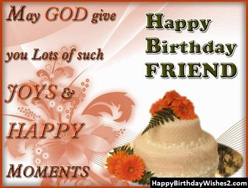 happy birthday friend images free