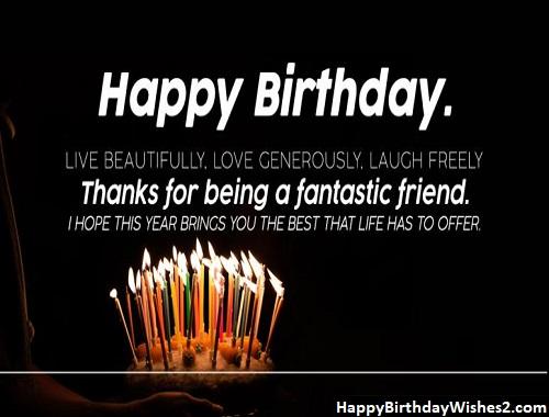 happy birthday good friend images